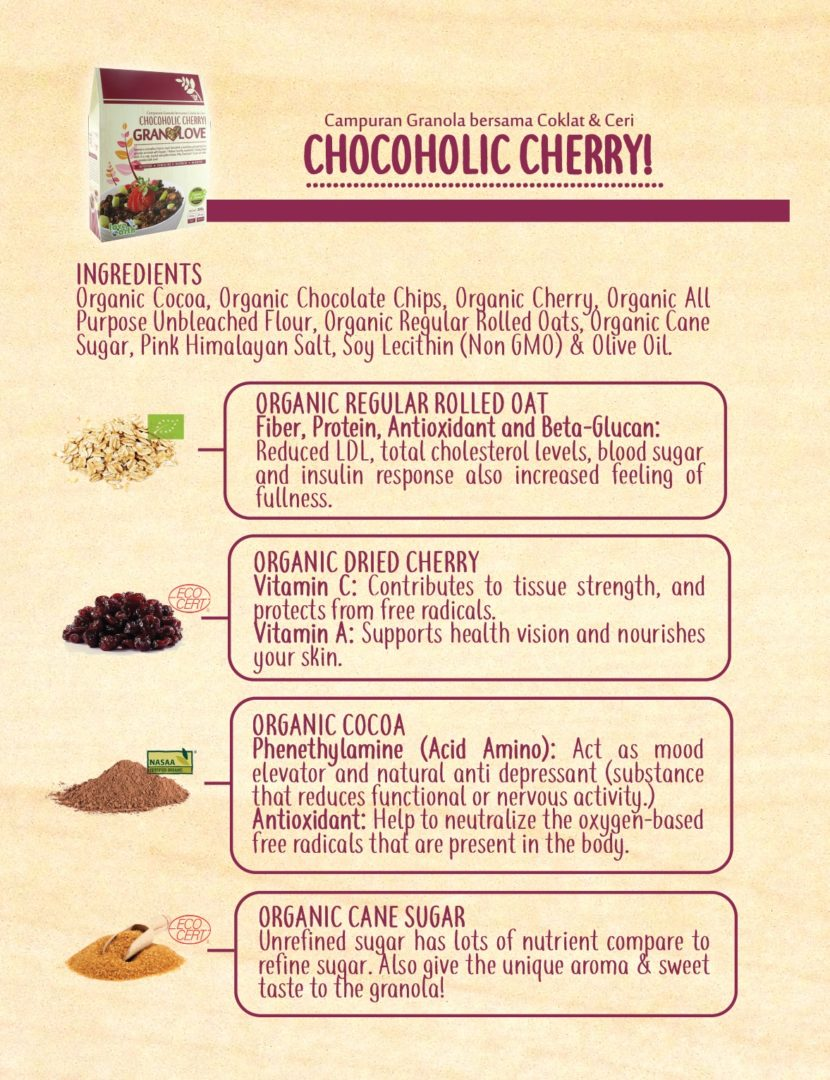 le chococherry grano 2